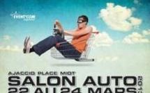 Salon de l'Auto 2013 à Ajaccio : De Vendredi à Dimanche place Miot