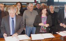 Des objectifs communs pour la CAPA, la Chambre de Métiers et la CCI de Corse-du-Sud