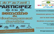 Bonifacio : Une journée dédiée au développement durable