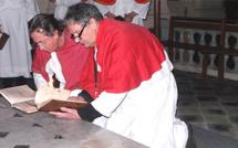 Ghjovi santu  in Figarella…