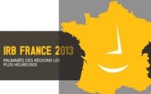 """La Corse parmi les régions """"les plus tristes"""" de France ?"""