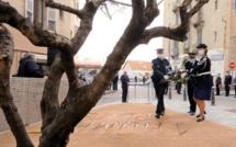 Vingt-trois ans après son assassinat, une cérémonie d'hommage au préfet Claude Érignac à Ajaccio