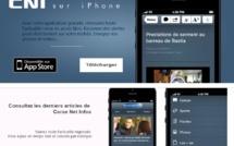 Corse Net Infos : Et maintenant l'application Iphone !