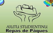 Università : L'Aiutu Studientinu fait son repas de Pâques