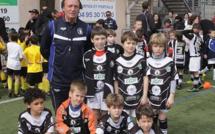 La fête du football avec les U 9 au tournoi du FC Calvi