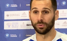 "VIDEO - Anthony Robic (SC Bastia) : ""la pression est sur nos poursuivants"""