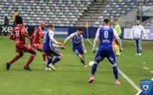 Le SC Bastia renverse la vapeur en seconde période à Bourg-Peronnas