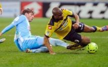 Sochaux : 0 ACA : 0, un point qui compte