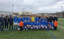 Le bon fonctionnement du Pôle Espoirs de la Ligue Corse de Football salué par les instances de la FFF