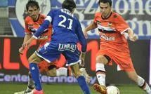 Le SC Bastia rechute à Lorient (4 -1)