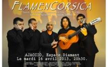 Ajaccio : Flamencorsica à l'espace Diamant