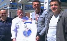 Paul Pierinelli délégué corse de l'ordre culinaire international