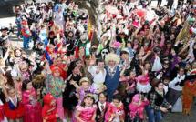 Ajaccio : Quand l'Ecole Notre-Dame de l'Assomption fait son carnaval