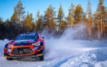 Arctic Rally : Un goût d'inachevé pour Pierre-Louis Loubet
