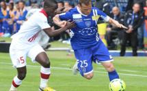 Le Sporting cède sur la fin face à Lille (1-2)