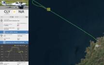 Un avion de tourisme fait un amerrissage d'urgence au large de Calvi