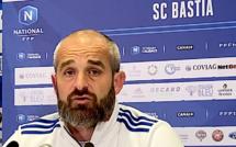 "VIDEO - Mathieu Chabert (SC Bastia) : ""on a l'œil"""