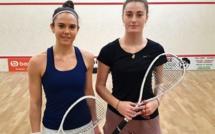 La Corse bien représentée aux championnats 1ère série Elite seniors de squash à Bordeaux