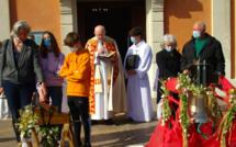 Grandes volées de cloches à l'église de Folelli