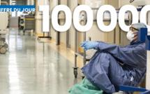 Le chiffre du jour : 100 000 morts