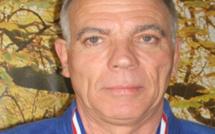 Bernard Favre du Dojo di  u Monte Grossu en route pour l'Europe !