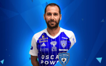 Football : Antony Robic (SCB), joueur du mois de la FFF