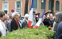 Ajaccio : L'hommage aux victimes et aux héros de la Déportation