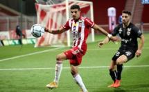 Ligue 2 - Guingamp surprend l'ACA (0-2)