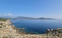 La photo du jour : punta d'Omigna