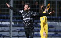 Un bon point pour le CAB à Metz (1-1)