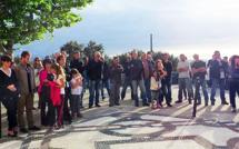 Farinole : Elus et associations soutiennent Jean-Luc De Marco