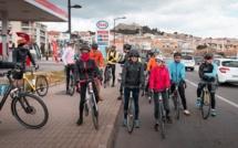 Mobilisation à Calvi pour des pistes cyclables et piétonnes en Balagne