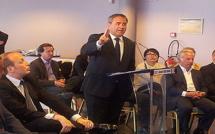 Xavier Bertrand à Ajaccio pour une reconquête d'une majorité par l'UMP