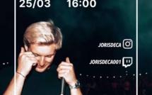 Un live set de Joris de CA depuis la Tour du Sel de Calvi retransmis sur Twitch