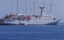 L'escale bastiaise de Club Med 2