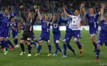 Le Sporting assure sa place en Ligue 1