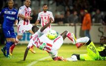 ACA 0-1 Troyes  : Les Ajacciens n'en voulaient pas...
