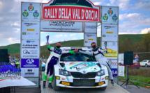 Rallye : Jean-Philippe Quilichini chef de file insulaire sur la terre du Val d'Orcia