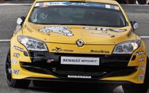 Tour de Corse auto : Bonnefis et Consani au volant de la Mégane RS N4