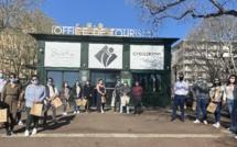 Les hôteliers bastiais à la découverte de la ville pour préparer la saison touristique