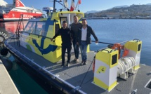 Une pilotine de dernière génération pour le port de Bastia