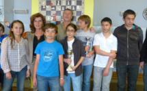 Echecs : Le collège Saint-Paul vainqueur du championnat du grand Ajaccio
