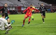 Le FC Bastia-Borgo rejoint à 2 reprises à Sète (2-2)