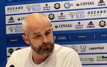 """VIDEO - Mathieu Chabert (SC Bastia) : """"deux défaites d'affilée ne me font pas peur"""""""