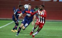 L'ACA domine Valenciennes (3-0)