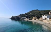 La photo du jour : Lavasina, une si jolie petite plage