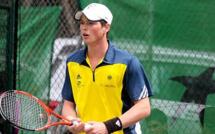 Guillaume Bezert et Flore Mendez champions de Corse de tennis 2013