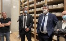 France Relance : La fromagerie Ottavi et Kalliste Bois, lauréats du dispositif Territoires d'industrie