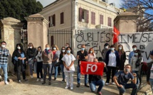 Les personnels du SESSAD et de l'institut médico-éducatif Les Tilleuls de Figarella à nouveau en grève