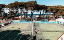 Le 2e Ladies Open de Tennis Ville de  Calvi  - Eaux de Zilia est désormais sous bulle sanitaire